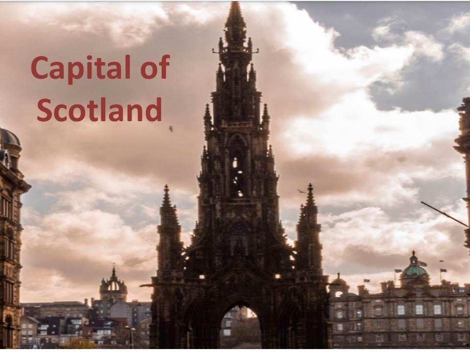capital of scotland