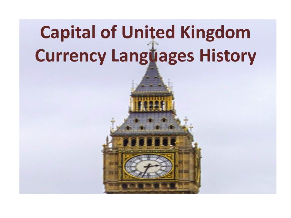 capital of UK