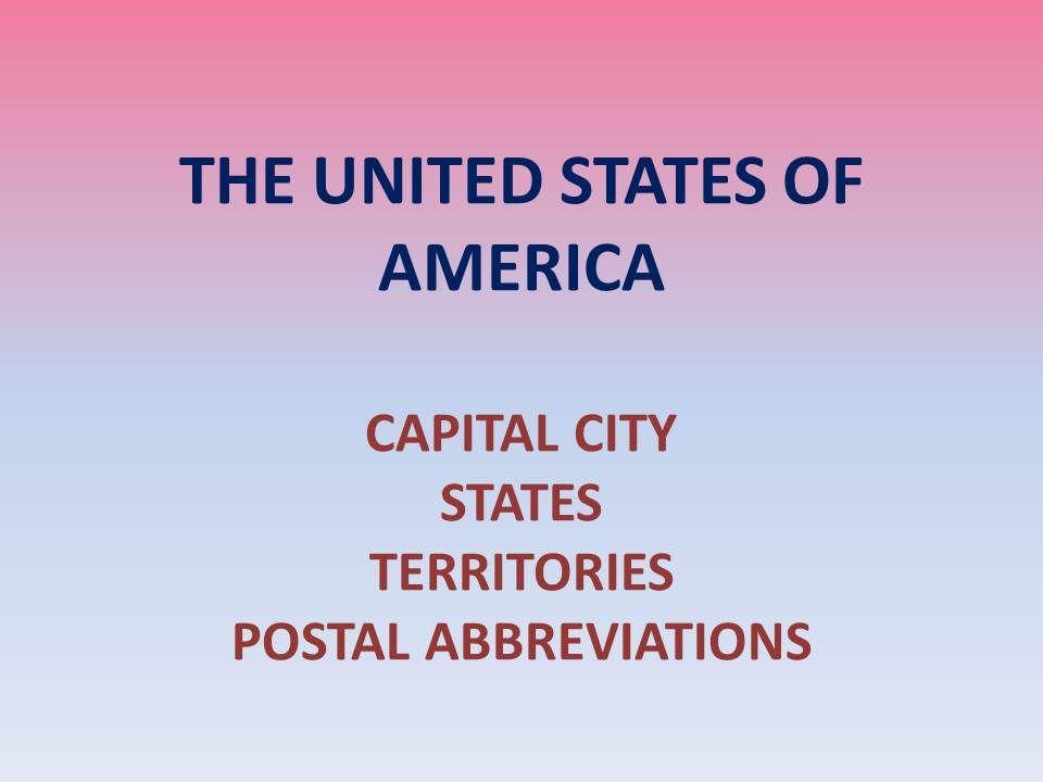 capital of usa
