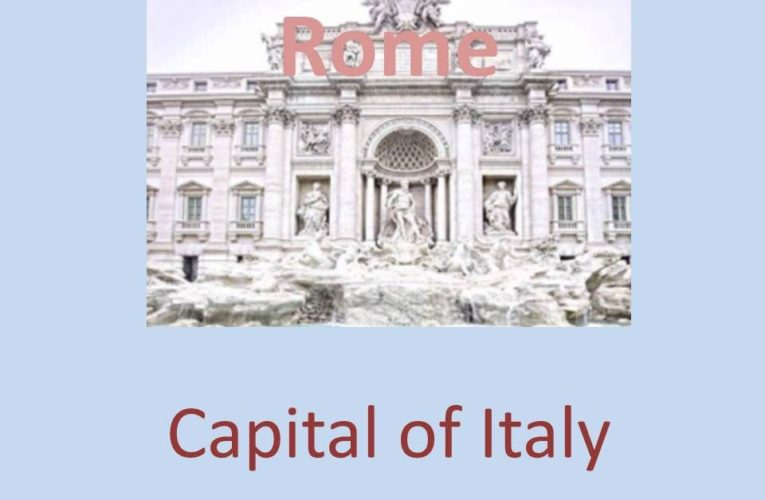 Capital of Italy: Rome Capital and Currency