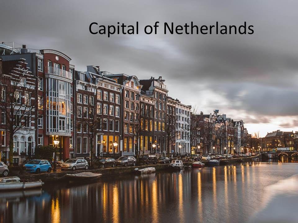 capital of netherlands holland