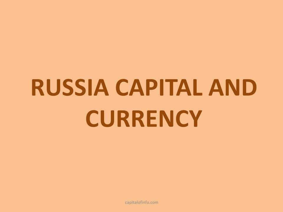 capital of russia