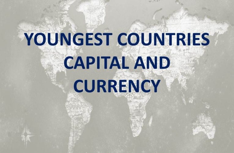 Newest Countries of the World you Might Not Know
